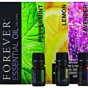 Forever Essential Oil Tripack